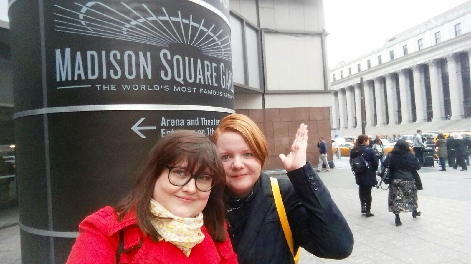 Madison Square Garden - 1