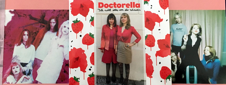 Collage von Doctorella und Hole-Fotos