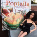Das Eis und Cocktailrezepte Buch Poptails gibt es auf www.popatemyheart.de zu gewinnen