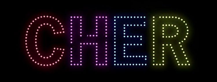 Cher veröffentlicht GIMME GIMME GIMME