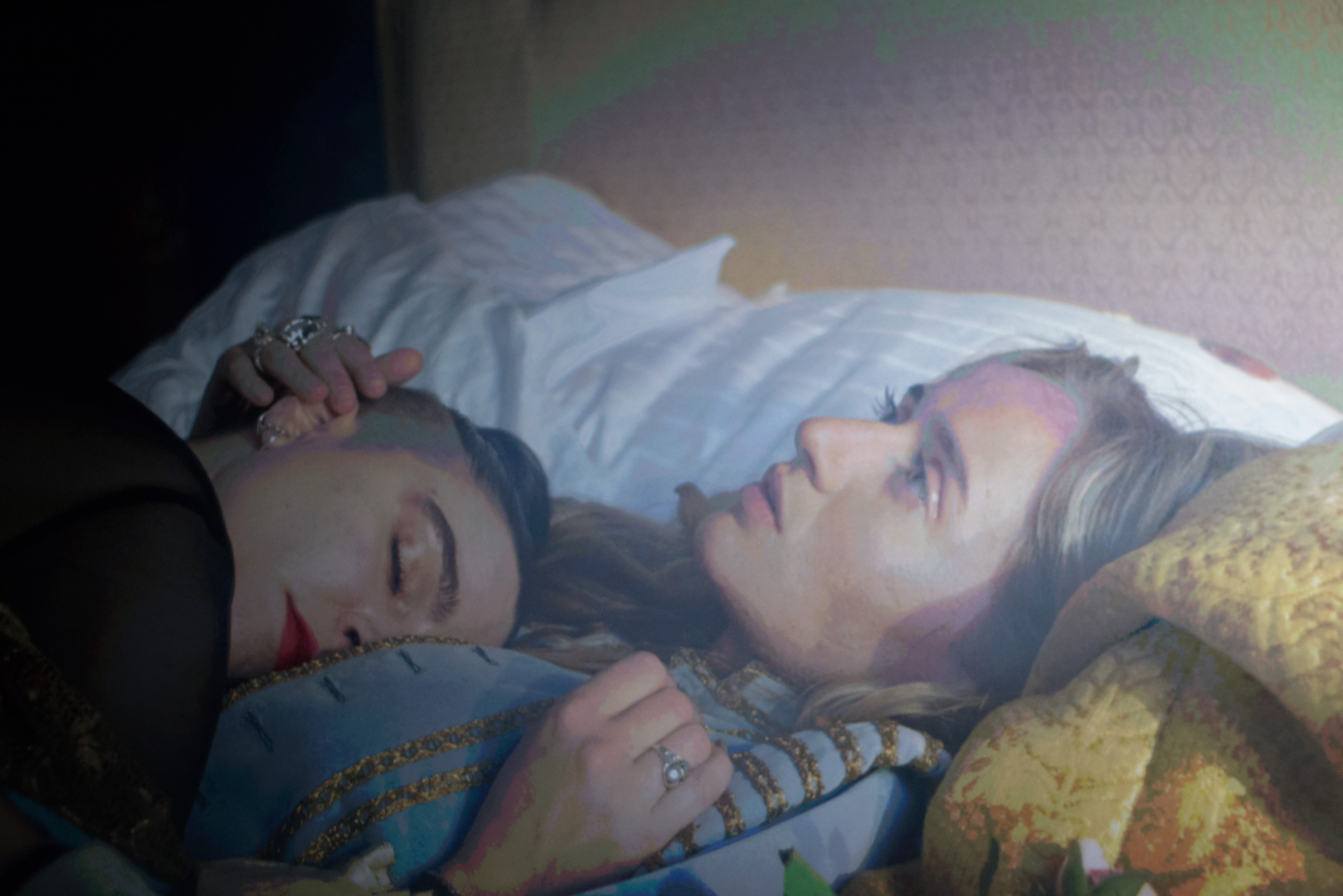 """Screenshot aus dem Film """"Silvana"""", der bei der Pop-Kultur 2018 gezeigt wurde."""