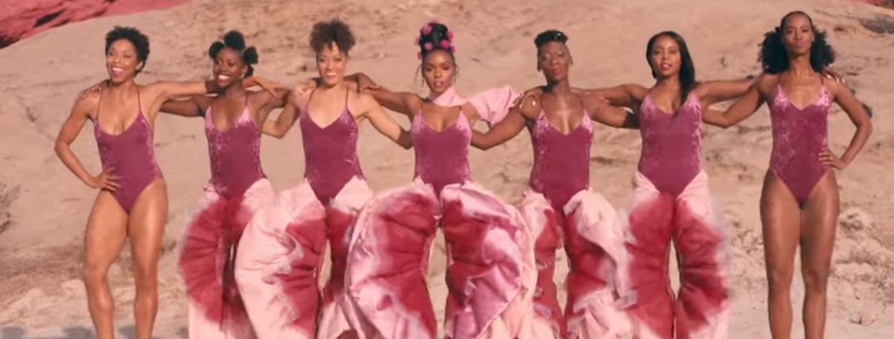 Pynk Pants im Janelle Monae Video