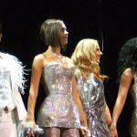 Spice Girls live in Köln am 23. Dezember 2007. Vorfreude auf die Konzerte 2019 in England.