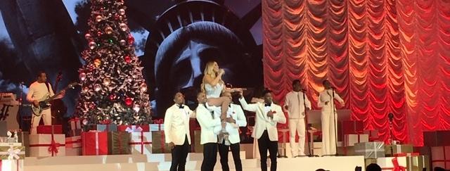 Mariah Carey live in Berlin am 5.12.2018