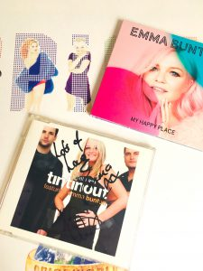 What I Am- Single von Emma Bunton feat. Tin Tin Out.Copyright: Nina Wüllner für Pop Ate My Heart
