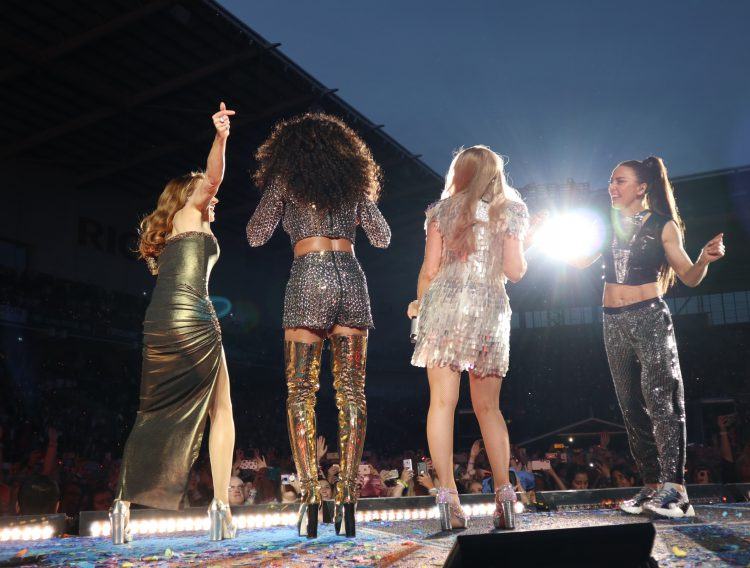 Spice Girls Live in Coventry