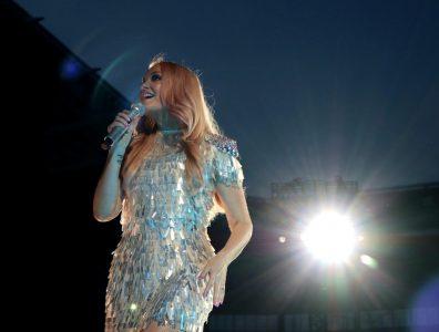 Baby Spice Emma Bunton live in Coventry, UK. Den Konzertbericht gibt es auf www.popatemyheart.de