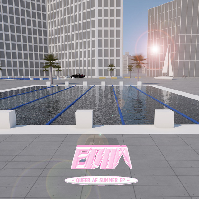 Ebow 400 heisst die neue EP der queeren Rapperin Ebow