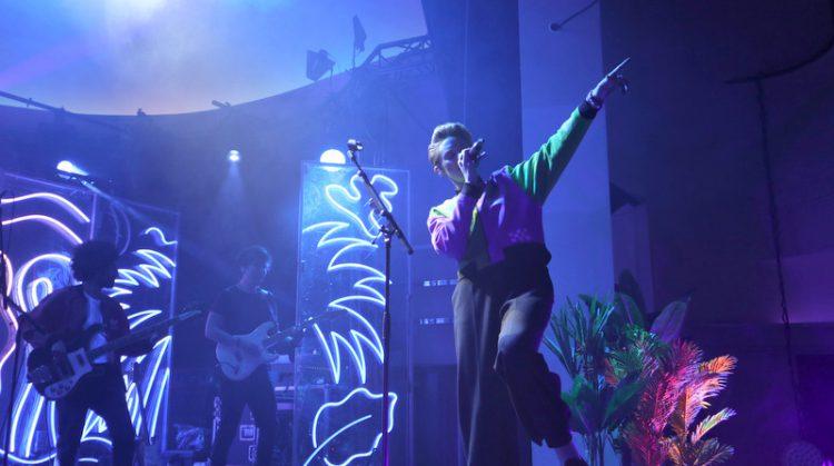 La Roux live zeigt den Weg